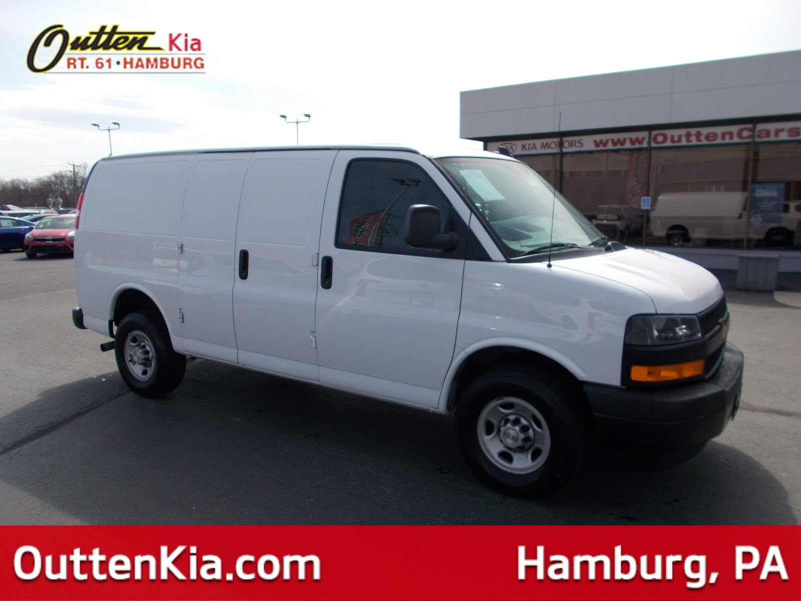 b49de1a906 Pre-Owned 2018 Chevrolet Express Cargo Van Full-size Cargo Van in ...