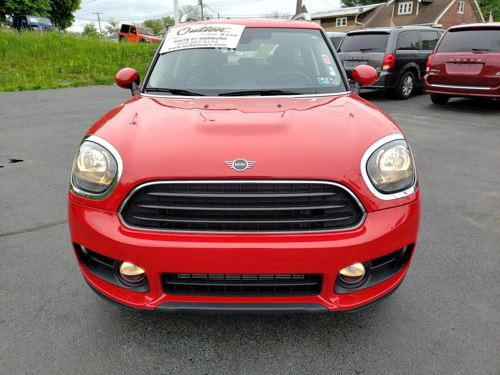 Pre-Owned 2019 MINI Countryman Cooper