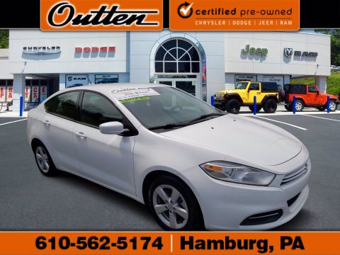 Certified Pre-Owned 2016 Dodge Dart SXT Sport FWD 4dr Car