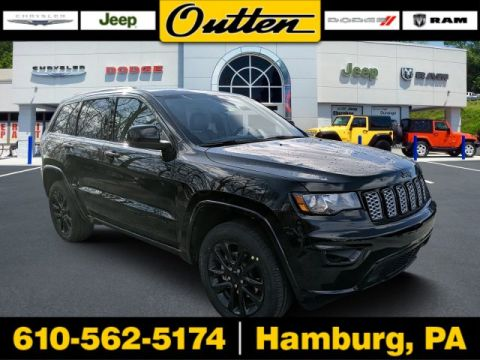 New Jeep Grand Cherokee for Sale in Hamburg | Outten CDJR