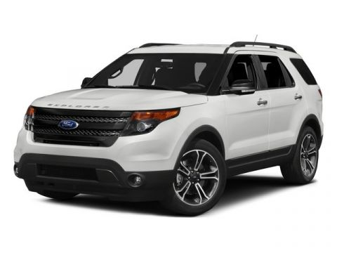 Pre-Owned 2015 Ford Explorer Sport 4WD Sport Utility