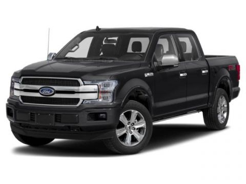 Pre-Owned 2019 Ford F-150 4WD Crew Cab Pickup