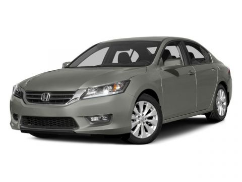 2015 Honda Accord Sedan EX