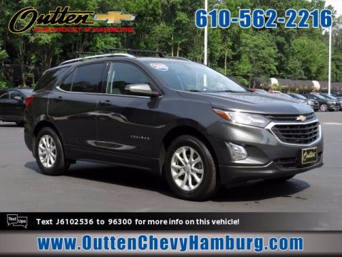 Pre-Owned 2018 Chevrolet Equinox LT AWD Sport Utility