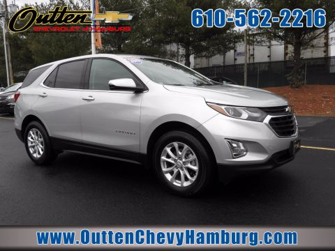Pre-Owned 2019 Chevrolet Equinox LT AWD Sport Utility