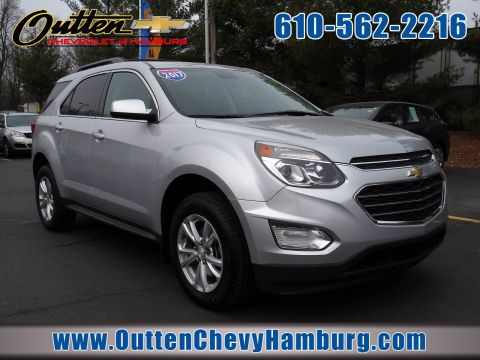 Pre-Owned 2017 Chevrolet Equinox LT AWD Sport Utility