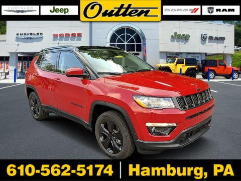 New 2019 JEEP Compass Altitude