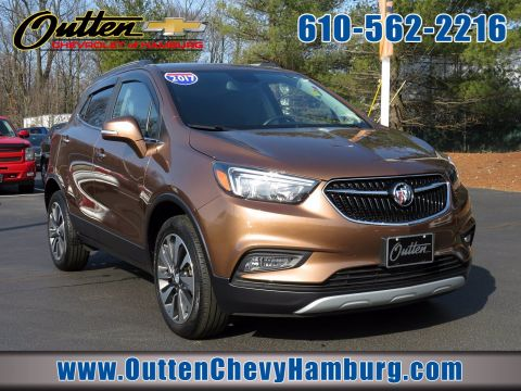 Pre-Owned 2017 Buick Encore Preferred II AWD Sport Utility