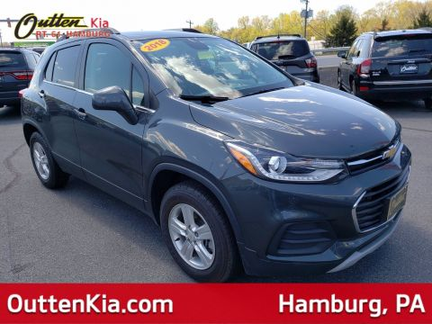 Pre-Owned 2018 Chevrolet Trax LT AWD AWD Sport Utility