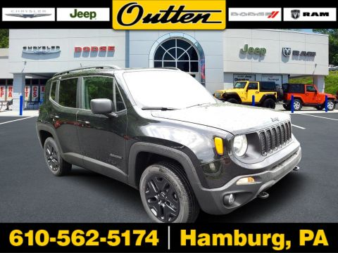 2019 JEEP Renegade Upland
